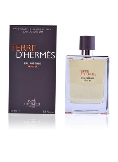 Hermes Terre Eau intense Vetiver Edp 100Ml Erkek Parfüm Renksiz